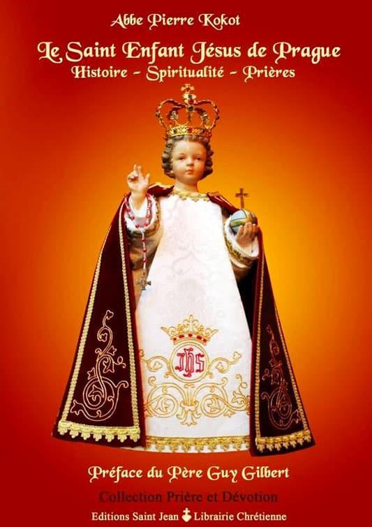 Le Saint Enfant Jésus de Prague