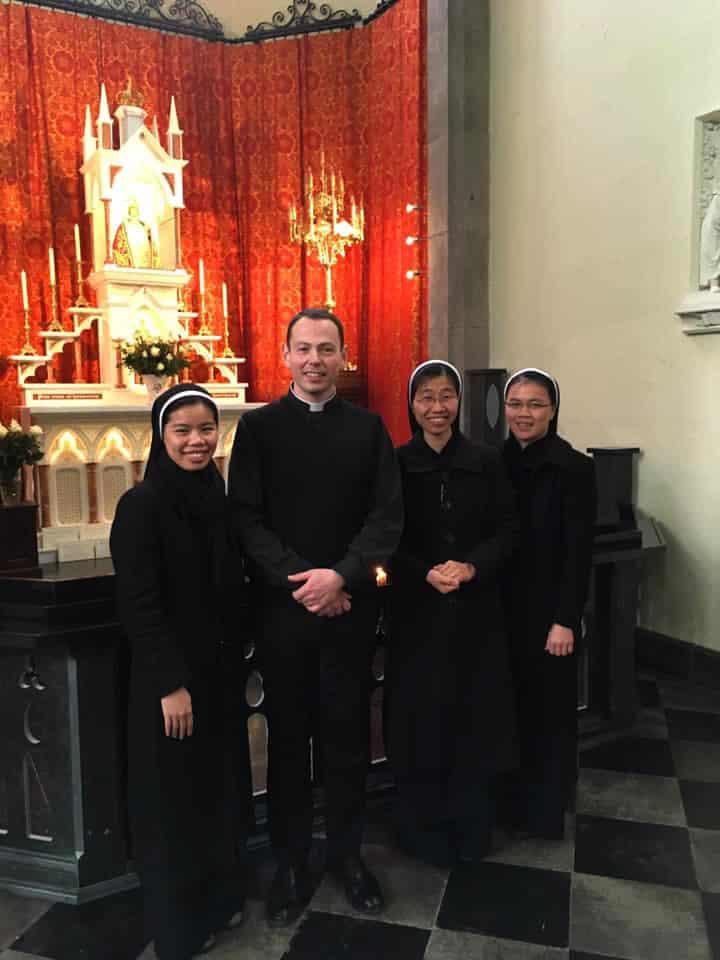 Communauté religieuse au service du Sanctuaire