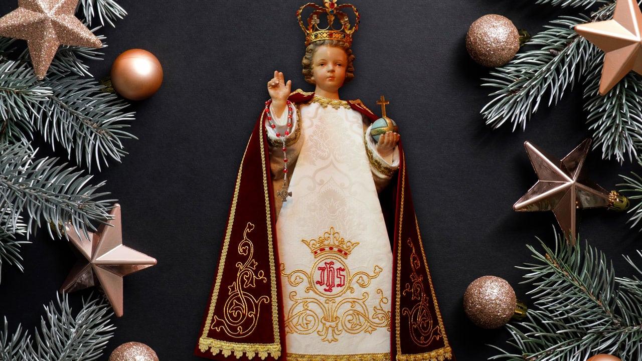 Du 16 au 24 décembre 2019 : Neuvaine de Noël en l'honneur de l'Enfant Jésus de Prague