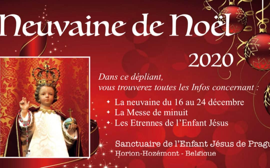 Neuvaine de Noël en l'honneur de l'Enfant Jésus de Prague
